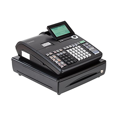 Casio PCR-T500 Electronic Cash Register