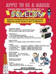 4th Solenoid Contest