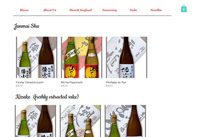 OSK Global Business Promotions - Taste of Japan: Sake