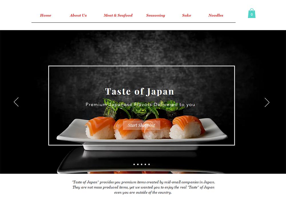 OSK Global Business Promotions - Taste of Japan