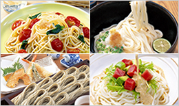 Shimadaya - Commercial Products: Frozen Noodles