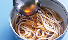 Shimadaya - Commercial Products: Noodle Soup & Dry Noodle