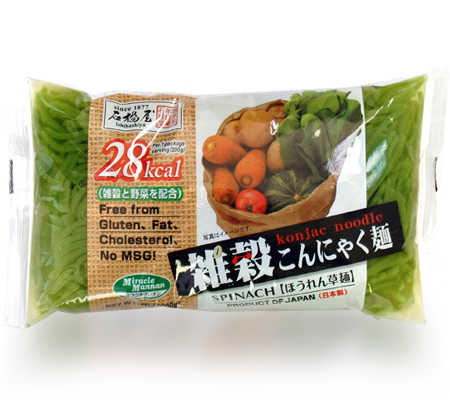 Ishibashiya Konjac Noodles