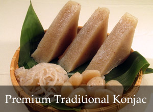 Ishibashiya - Premium Traditional Konjac Products