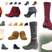 Knit Boots & Pumps - KEiKA