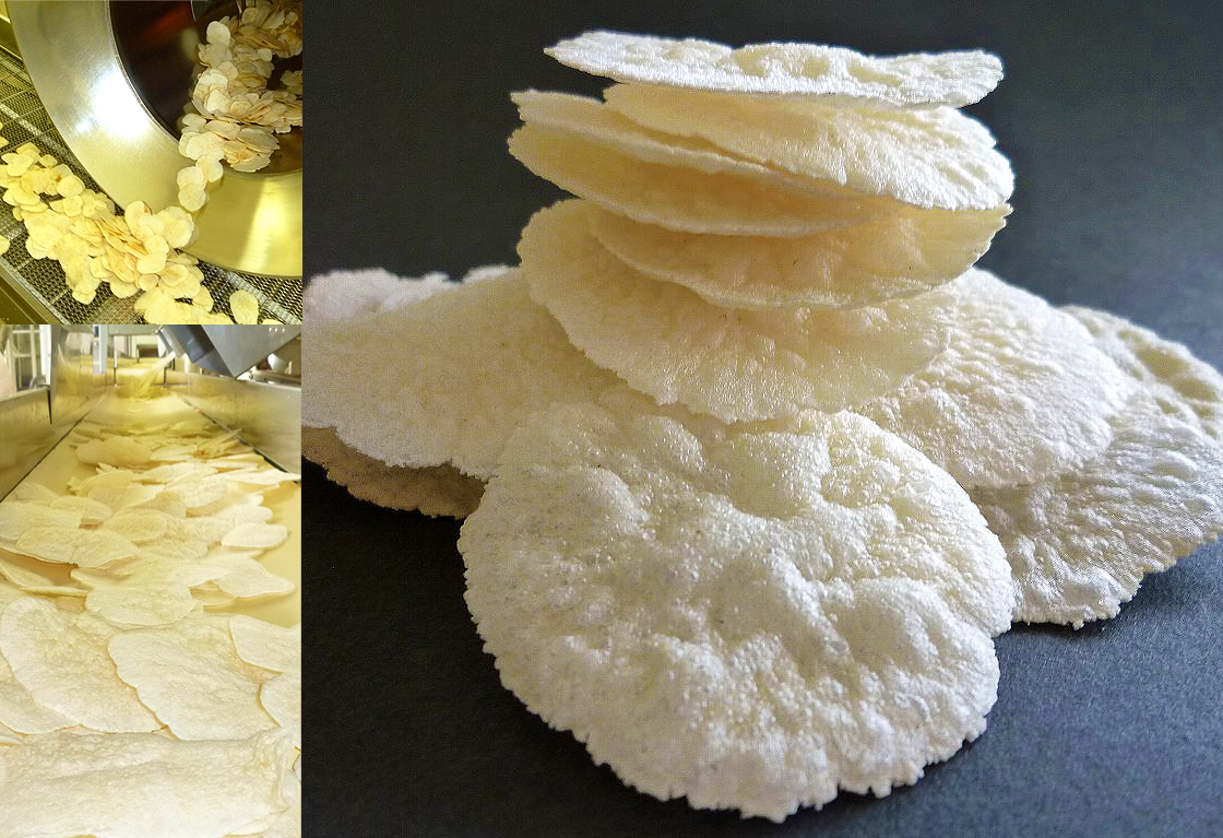Organic Potato Chips - Manna Chips