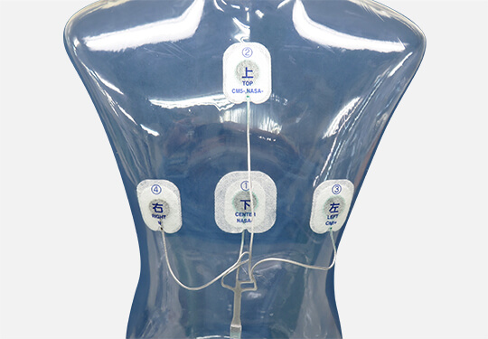 Holter Monitor Electrodes