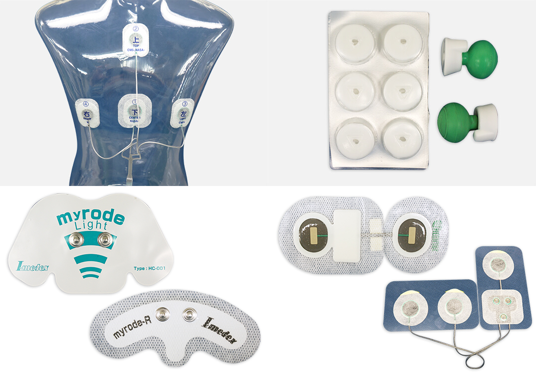 I-Medex: Bioelectrode Products