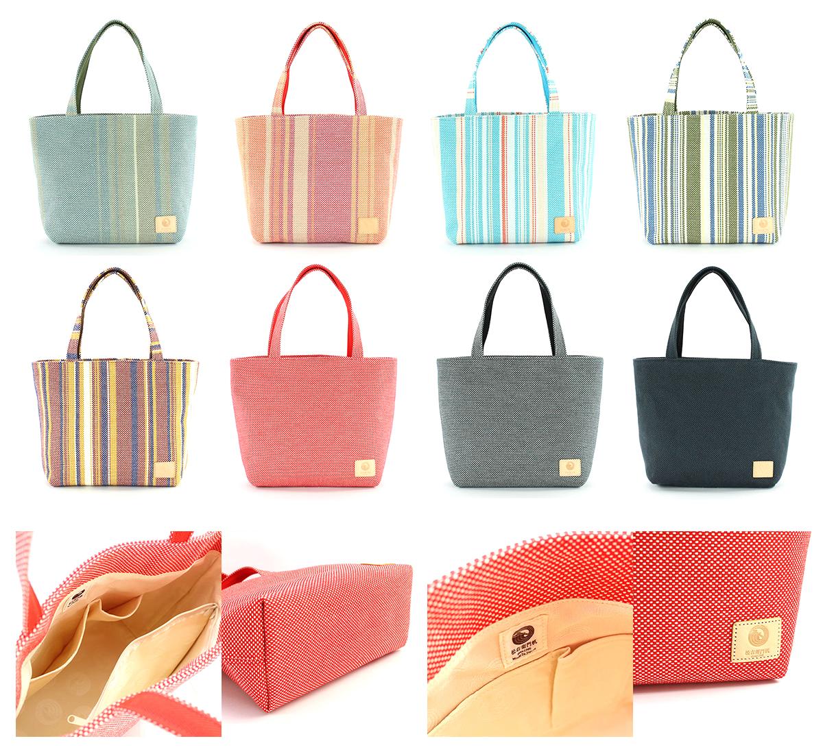 "Canvas Tote Bag - Matsuemon-ho \""Cozy Horizontal Type\"""