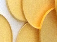 Matte Gold Plating – Good corrosion resistant, low electrical resistivity and good bondability
