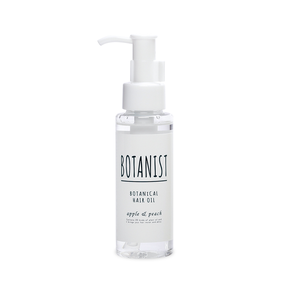 BOTANIST - HAIR OIL - smooth