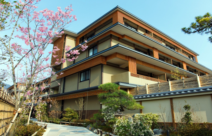 Kyoto Arashiyama Onsen Kadensho - Appearance