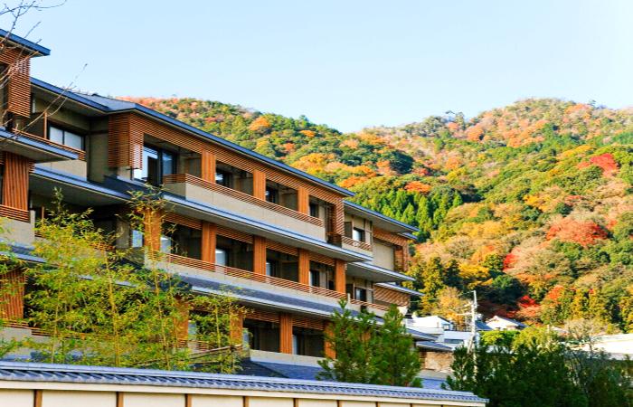 Kyoto Arashiyama Onsen Kadensho - Appearance 2