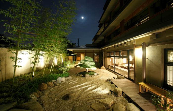 Kyoto Arashiyama Onsen Kadensho - Garden