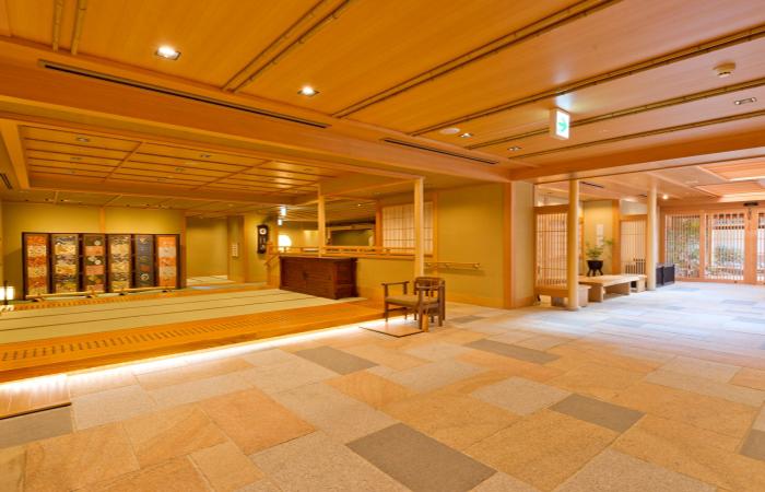 Kyoto Arashiyama Onsen Kadensho - Loby