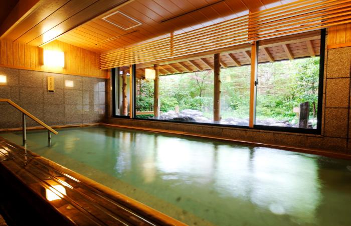 Kyoto Arashiyama Onsen Kadensho - Onsen 2
