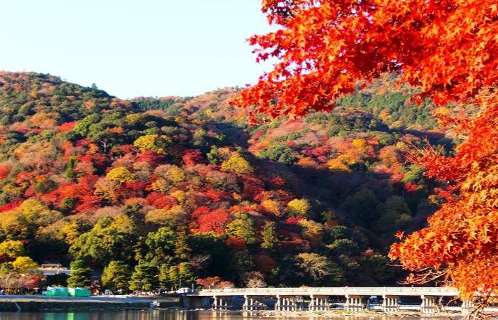 Kyoto Arashiyama - Togetsukyo