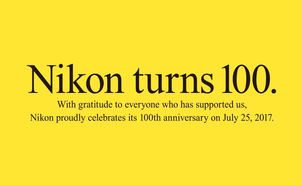 Nikon-100years