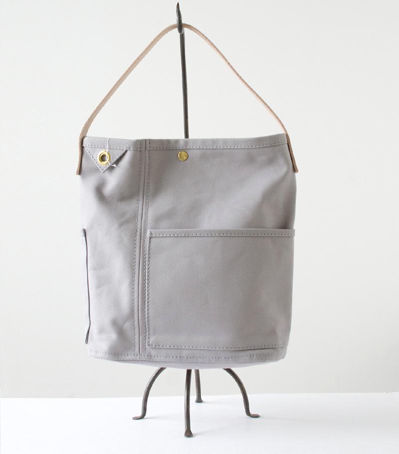 Sato Bousui Ten - Canvas Bag Gray