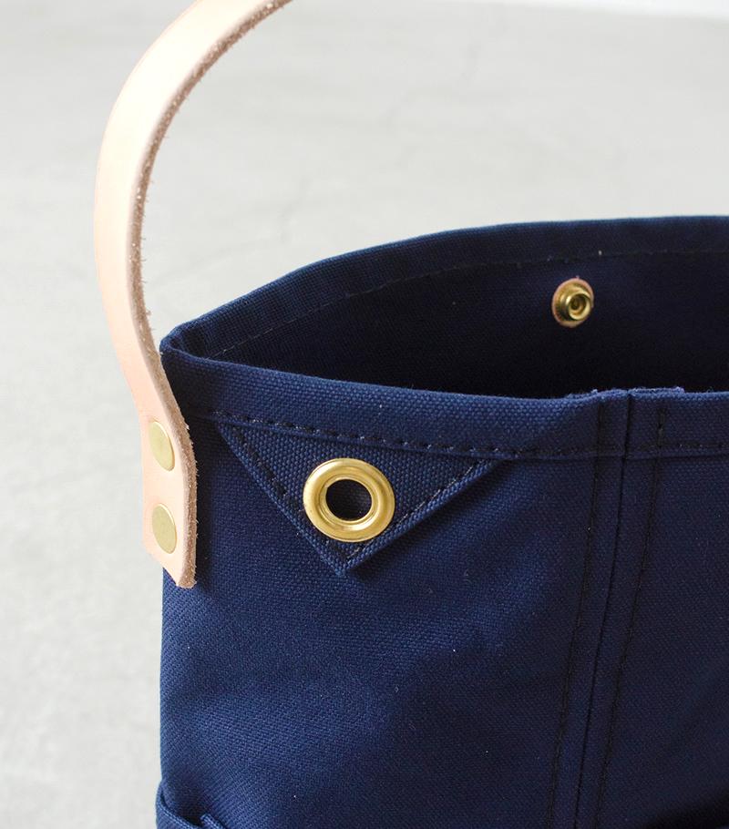 Sato Bousui Ten - Canvas Bag Navy 4