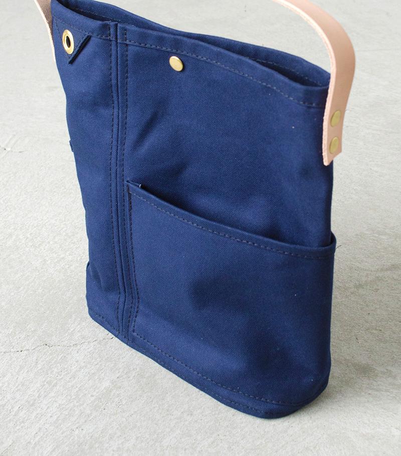 Sato Bousui Ten - Canvas Bag Navy 6