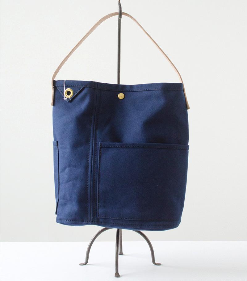 Sato Bousui Ten - Canvas Bag Navy