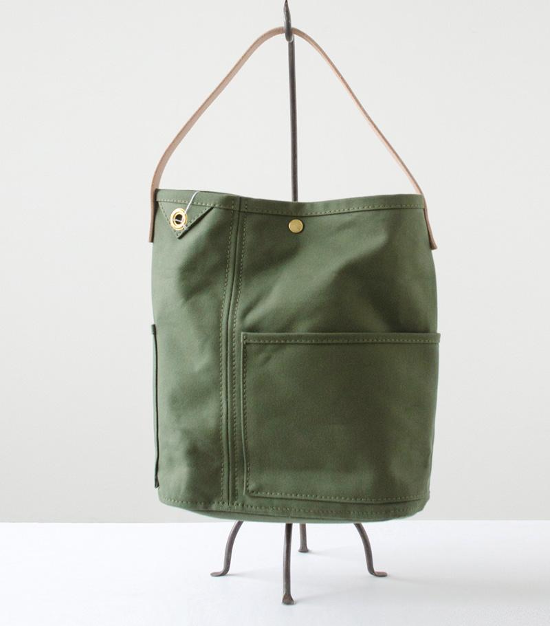 Sato Bousui Ten - Canvas Bag Olive