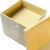 Art Deco - Three Tiered Box Caremel