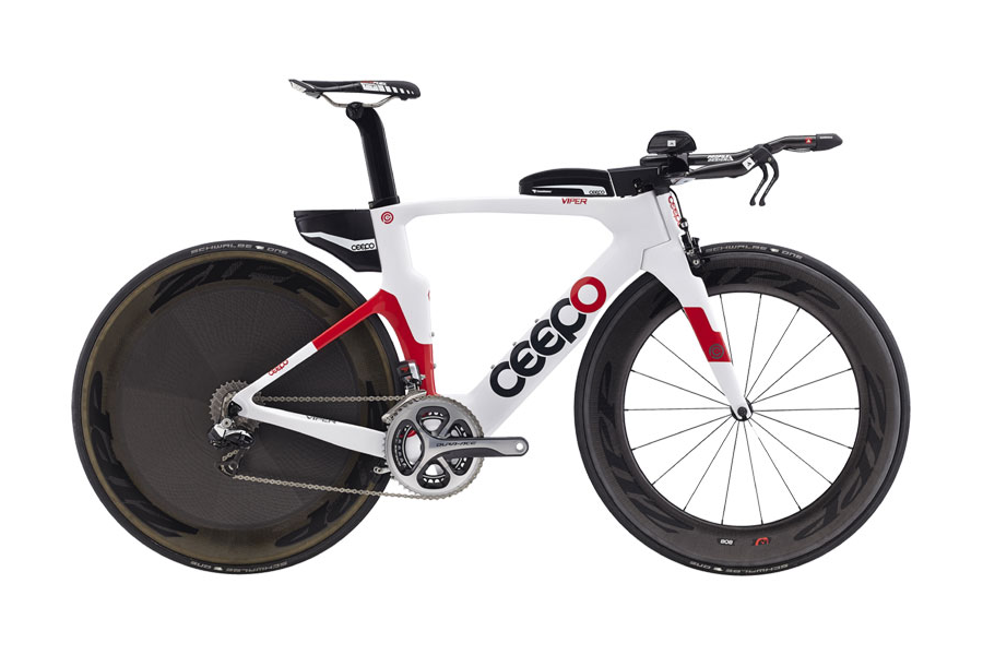 CEEPO VIPER frame for long distance