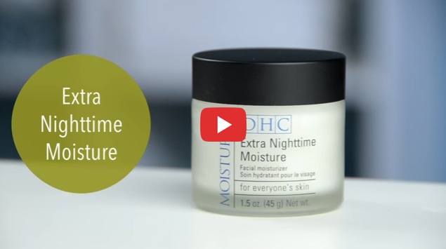 Extra Nighttime Moisture - DHC Skincare