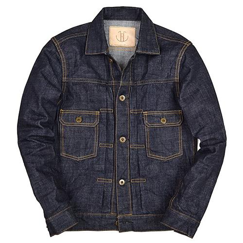 JAPAN BLUE JEANS denim jacket 16.5 oz men\'s / Okayama servich
