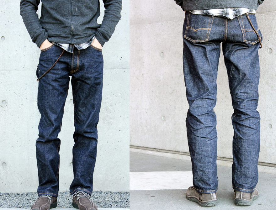 Japan Made Jeans - KAKEYA JEANS 1st Model