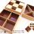 Unvarnished Wood Shiraki - Three Tiered Box