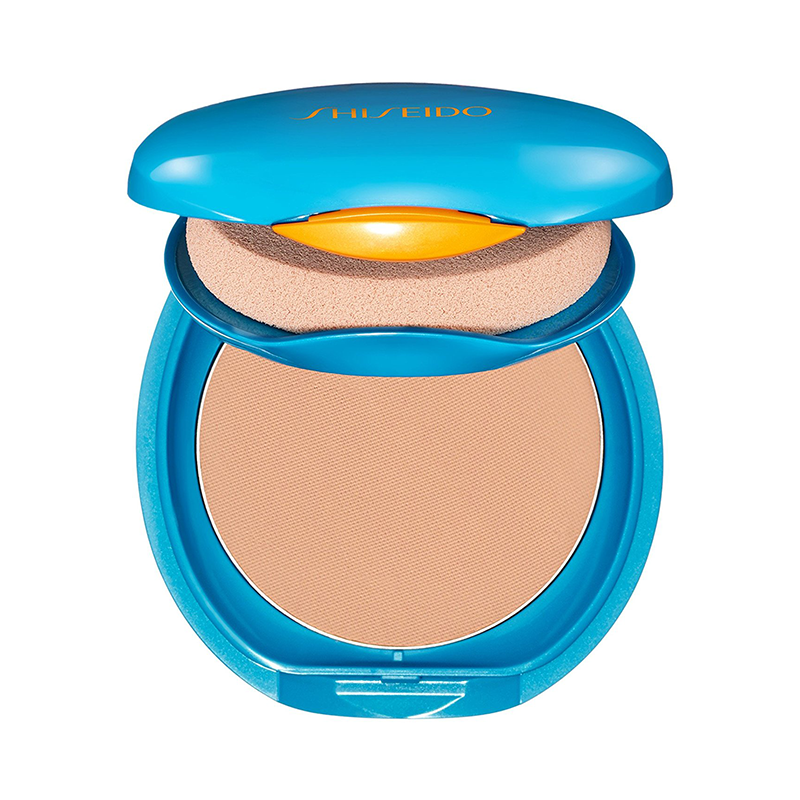 Shiseido UV Protective Compact Refill SPF 36 Foundation Broad Spectrum Light Ochre