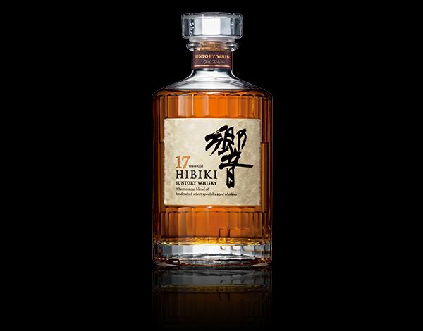 Suntory Whiskey Hibiki 17 Years Old