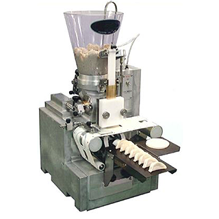 Tabletop dumpling forming machine single-phase.