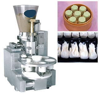 Tabletop shumai molding machine single-phase