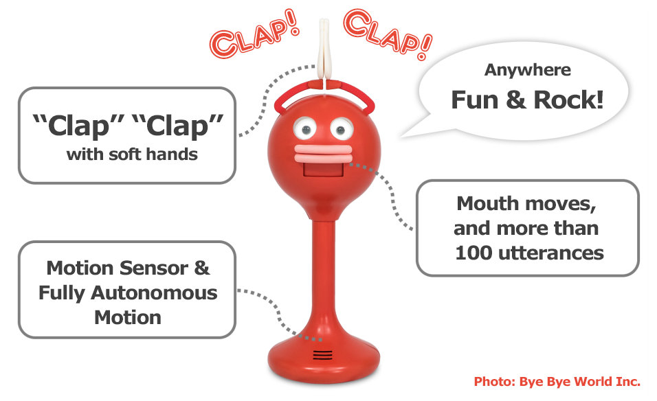 Big Clappy - Clapping Robot