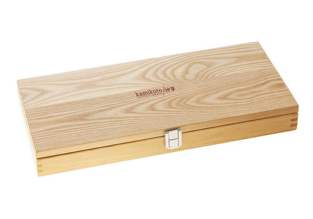 Japanese Chef Knife - Kamikoto - Kanpeki Knife Set Box 2
