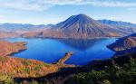 Lake Chuzenji in Nikko, Tochigi Prefecture