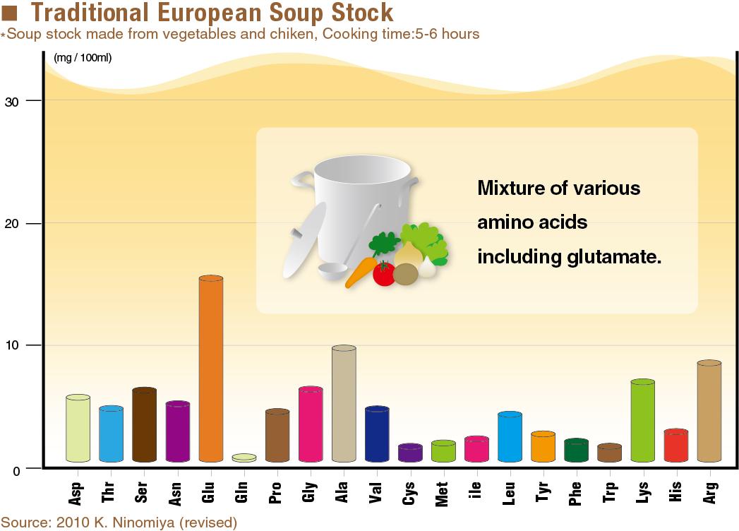 Traditional European Soup Stock