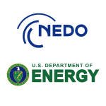 NEDO and US DOE - Logo