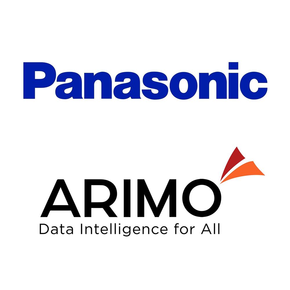 Panasonic and Arimo