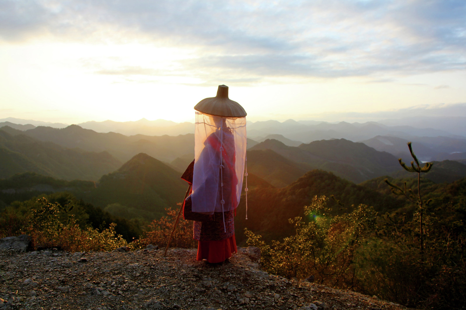 REI Adventures Japan Hiking - Kumano Kodo & Nakasendo: Ancient tradition meets modern life on this 11-day trekking excursion from Kyoto to Tokyo.