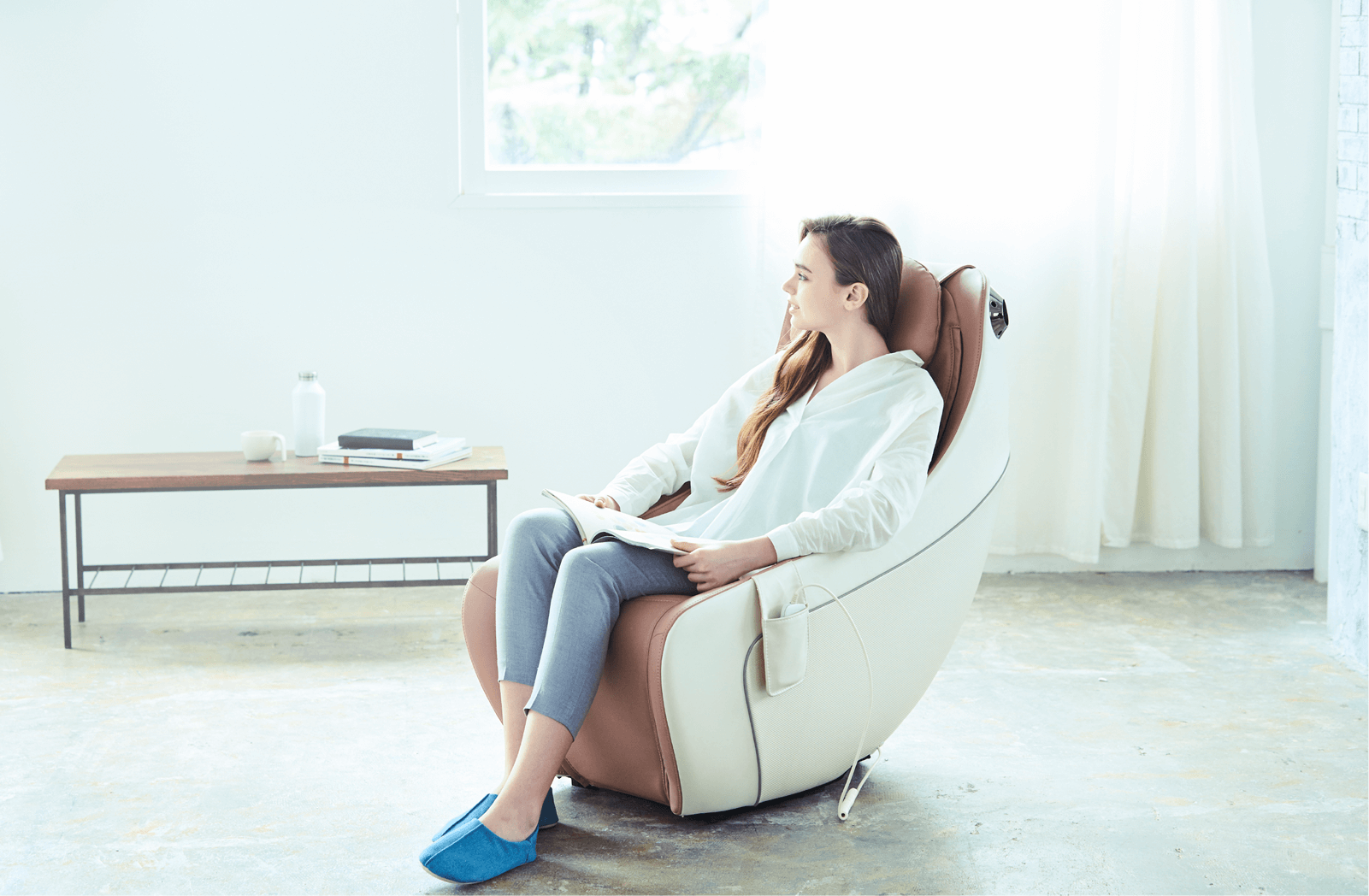"Synca Wellness - Massage chair ""CirC"""