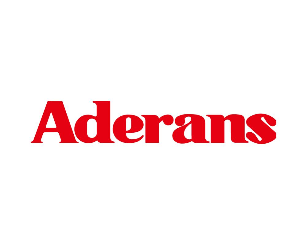 Aderans Co. Ltd., - Logo