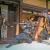Ninja Show at Noboribetsu Date Jidaimura