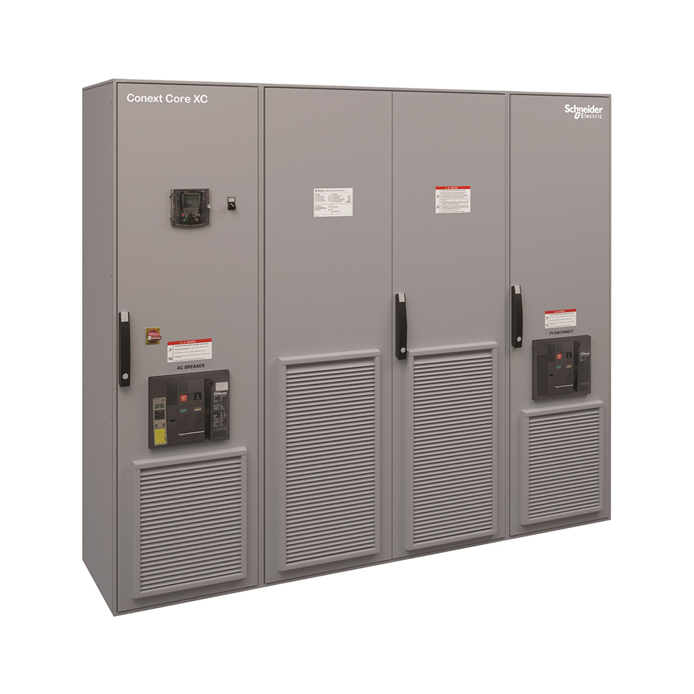 Schneider Electric's inverter (Conext Core XC ES)