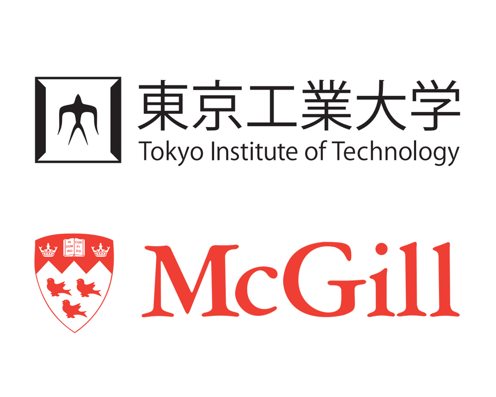 Tokyo Institute of Technology and McGill University