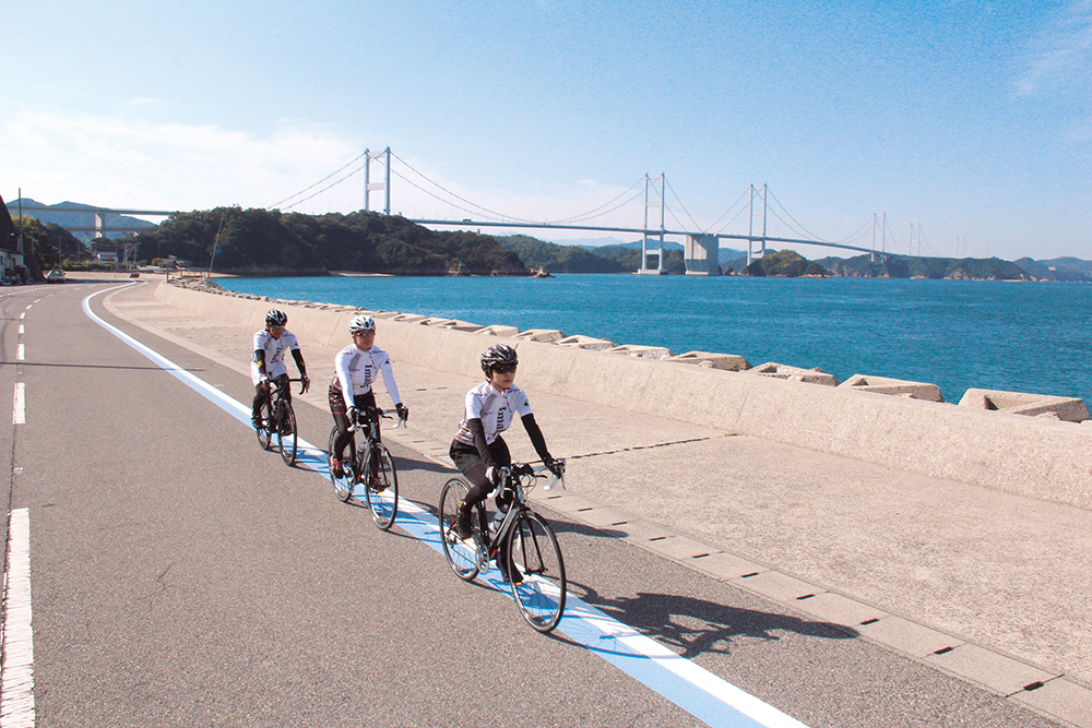 Cycling Road of Ehime, Japan Photo 02